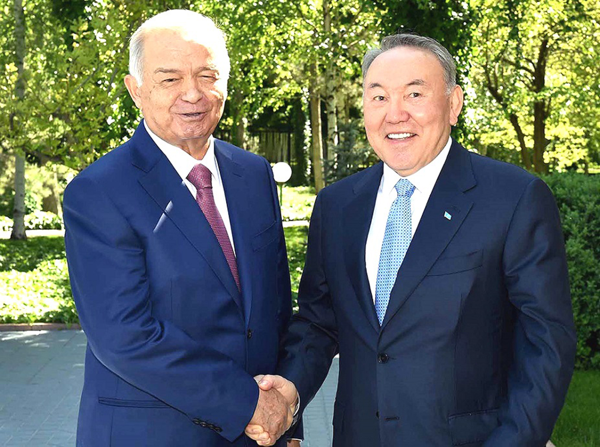 Uzbekistan and Kazakhstan fight extremists together