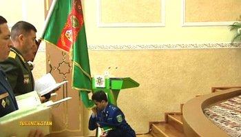 د افراطیانو زیاتېدل د ترکمنستان-افغانستان په پوله د کړکېچ سبب شوی