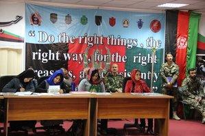 حمایت جوانان و جامعه مدنی افغانستان از قوای امنیتی