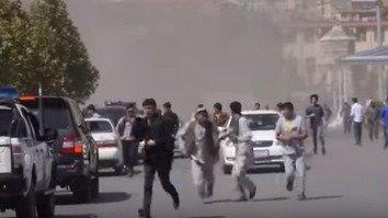 افغانستان په کابل کې د داعش بمي برید وغانده