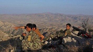 افغان ځواکونو داعش ته 'ستر ګوزار' ورکړی