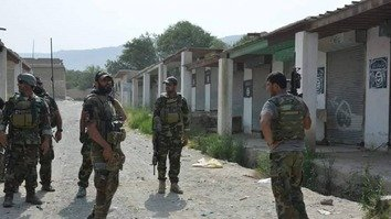 ISIL destroyed in Kot, Nangarhar, after committing atrocities