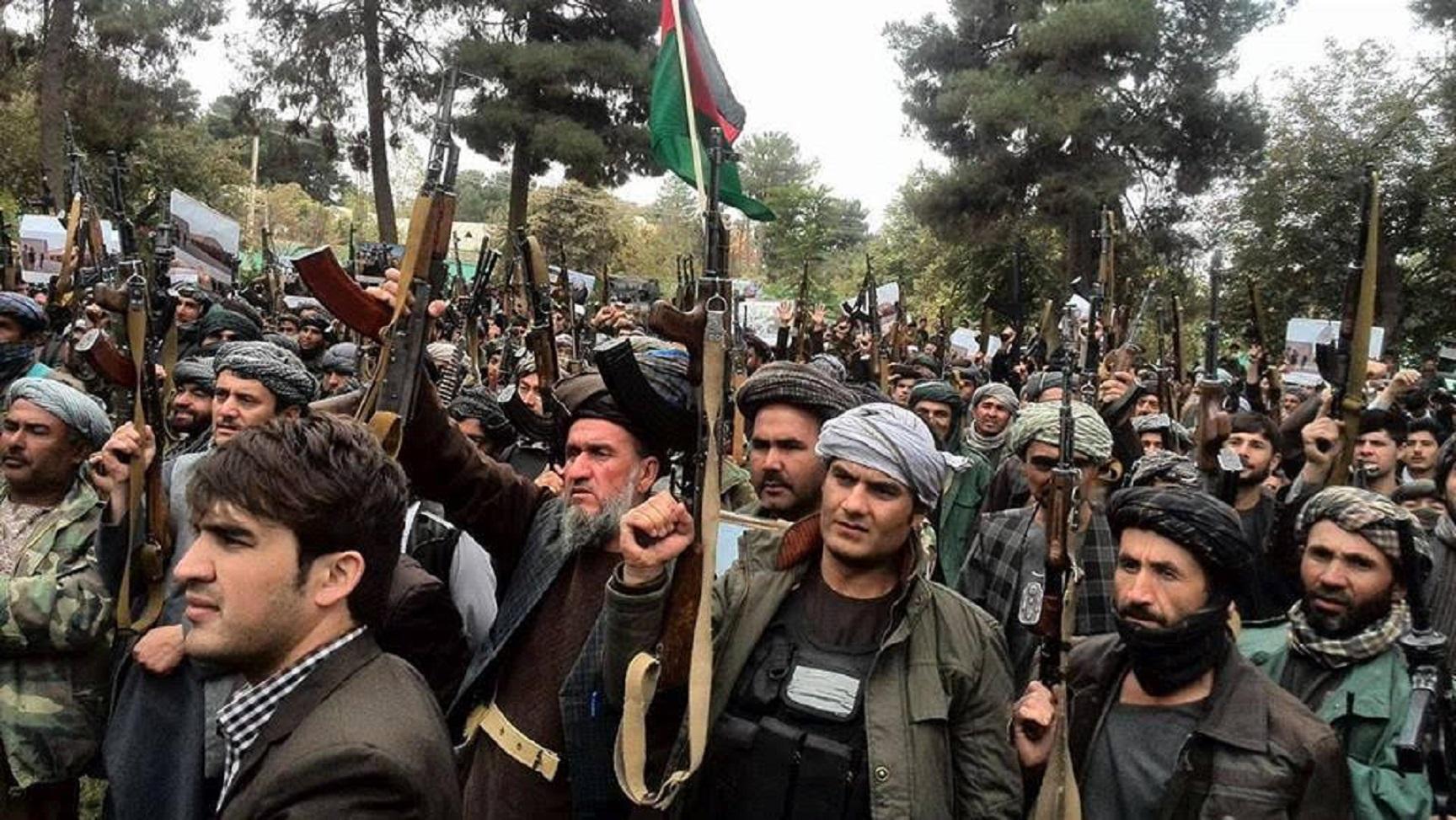د فاریاب اوسېدونکو د طالبانو پر ضد لوی پاڅون وکړ