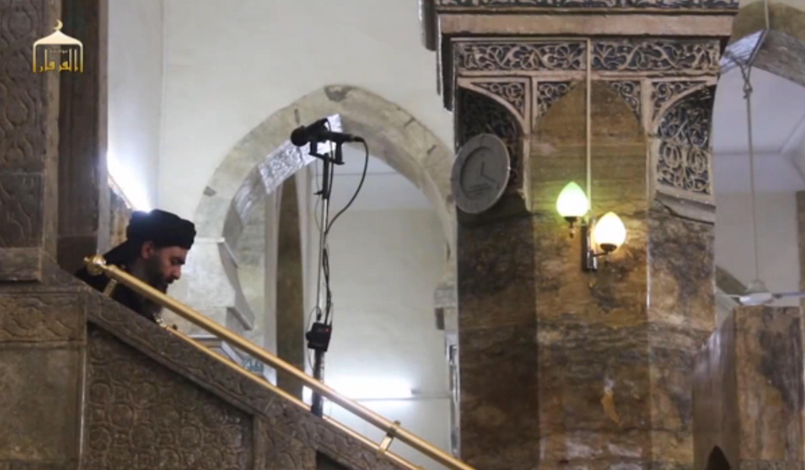 Al-Baghdadi speech presages collapse of ISIL