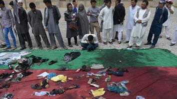افغان اورپکي په جوماتونو کې دننه د مسلمانانو وژلو ته دوام ورکوي