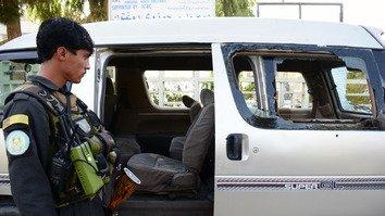 اافغان ها تیراندازی مرگبار به سوی زنان در قندهار را محکوم کردند