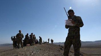 مقامات افغان «پیروزی کامل» بر طالبان را پیش بینی کردند