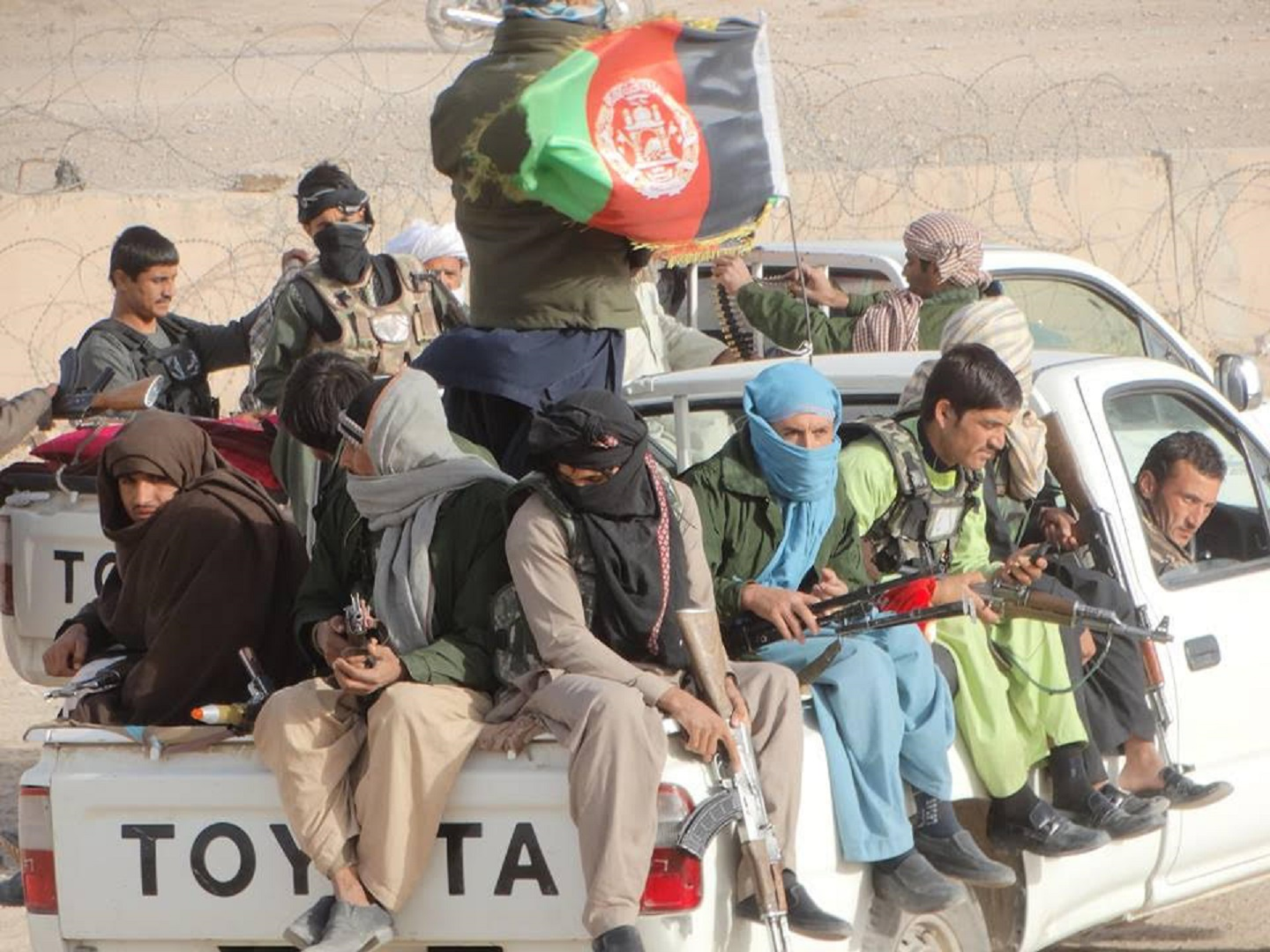 Helmand residents rise up against Taliban