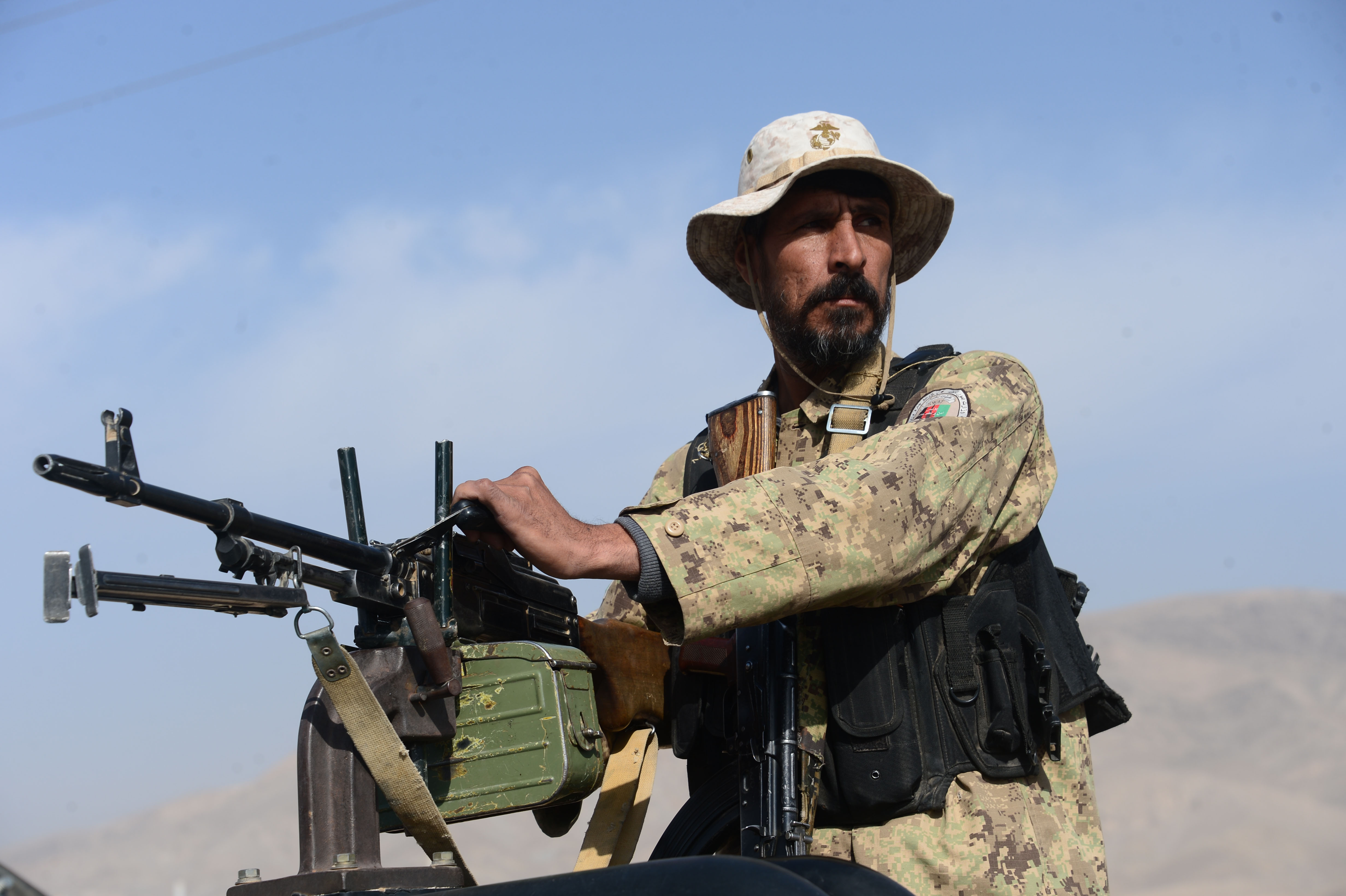 Afghans demand halt to Iranian 'interference'