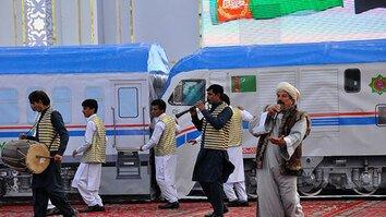 په نوې رېللاره د افغان - ترکمن د سوداګرۍ لپاره زیات امکان موجود دی