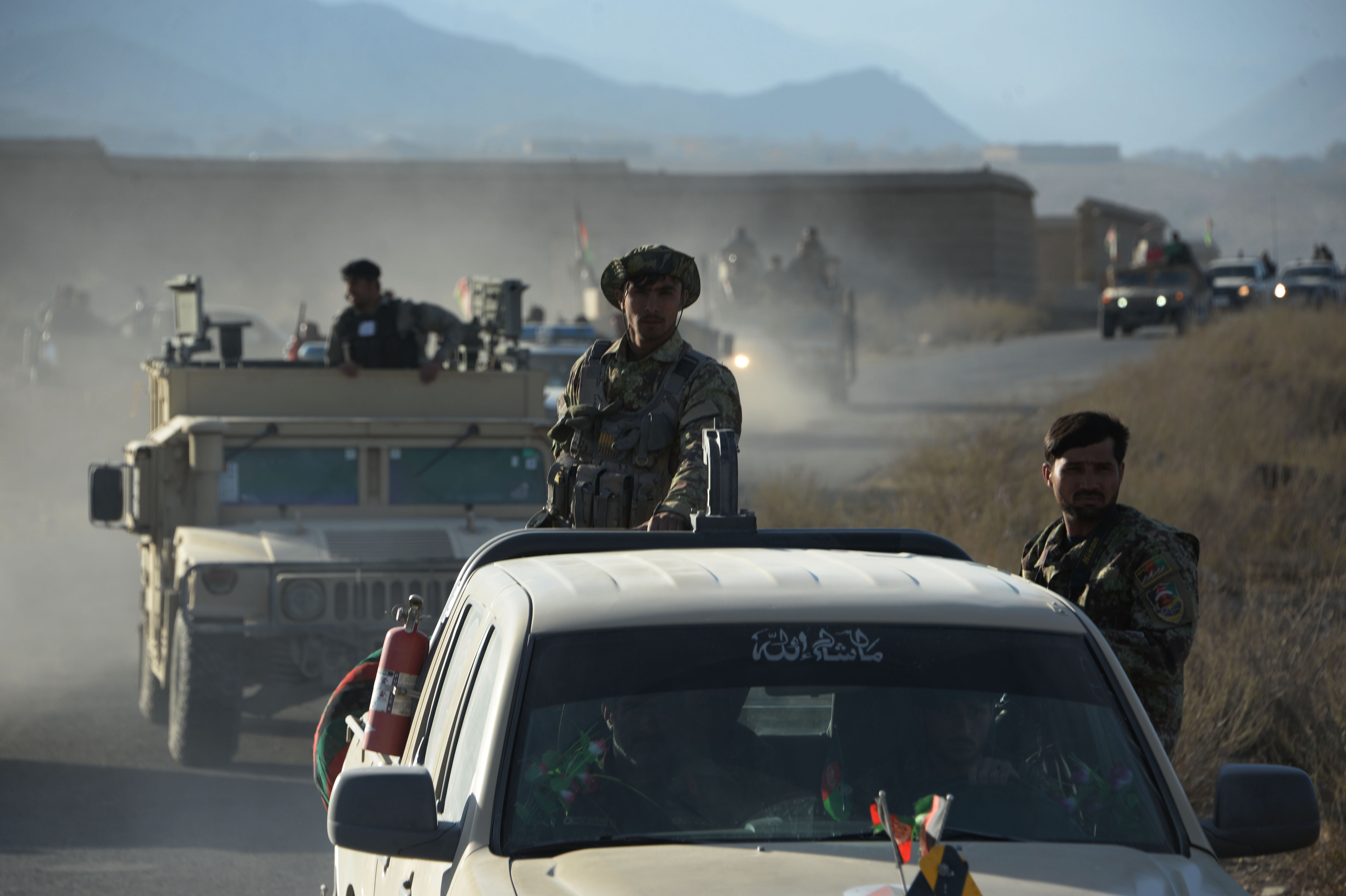 Afghanistan determined to stop ISIL expansion: officials