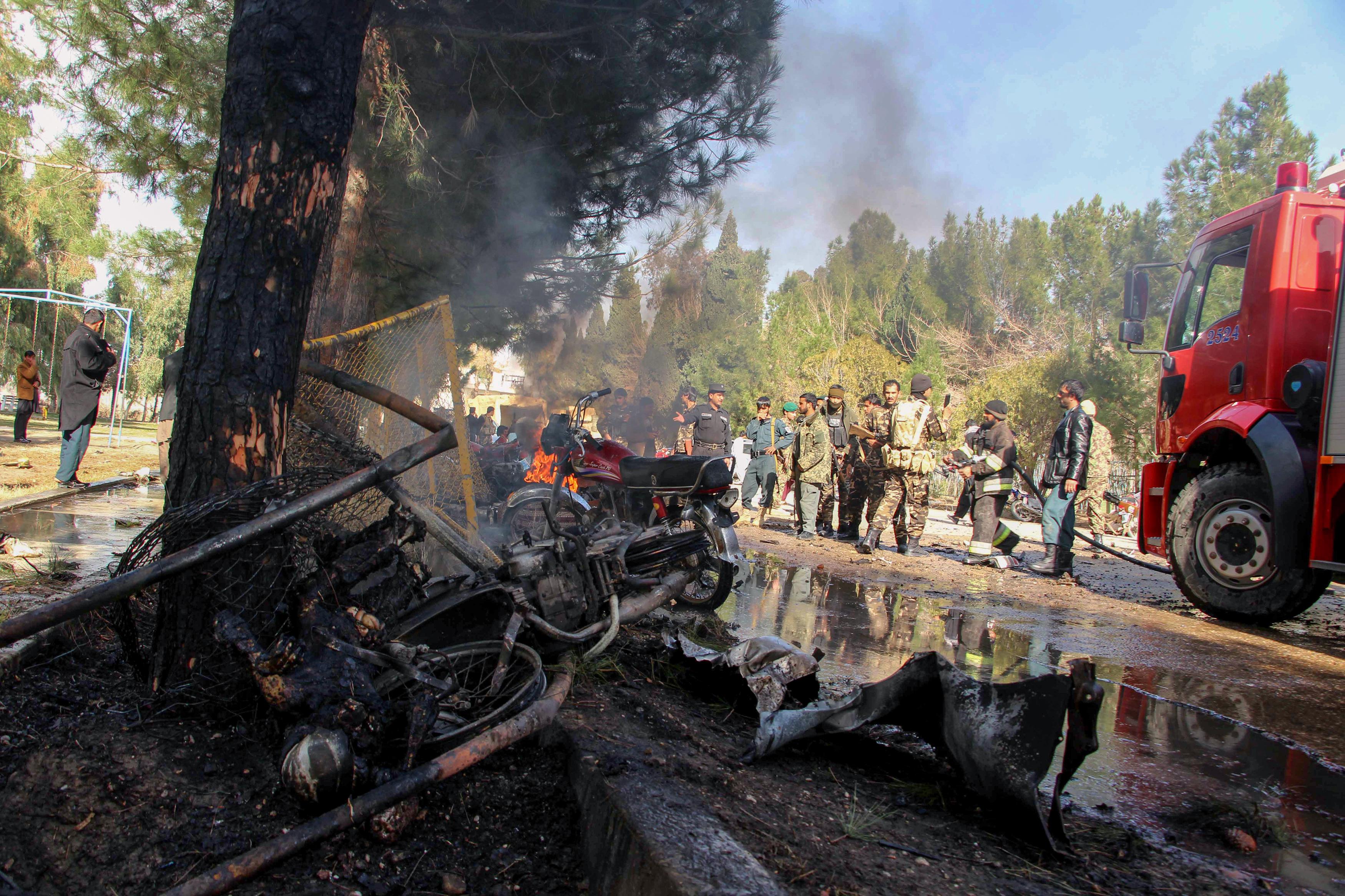 حملات طالبان تفاوت بین حرف و عمل این گروپ را برملا می کند