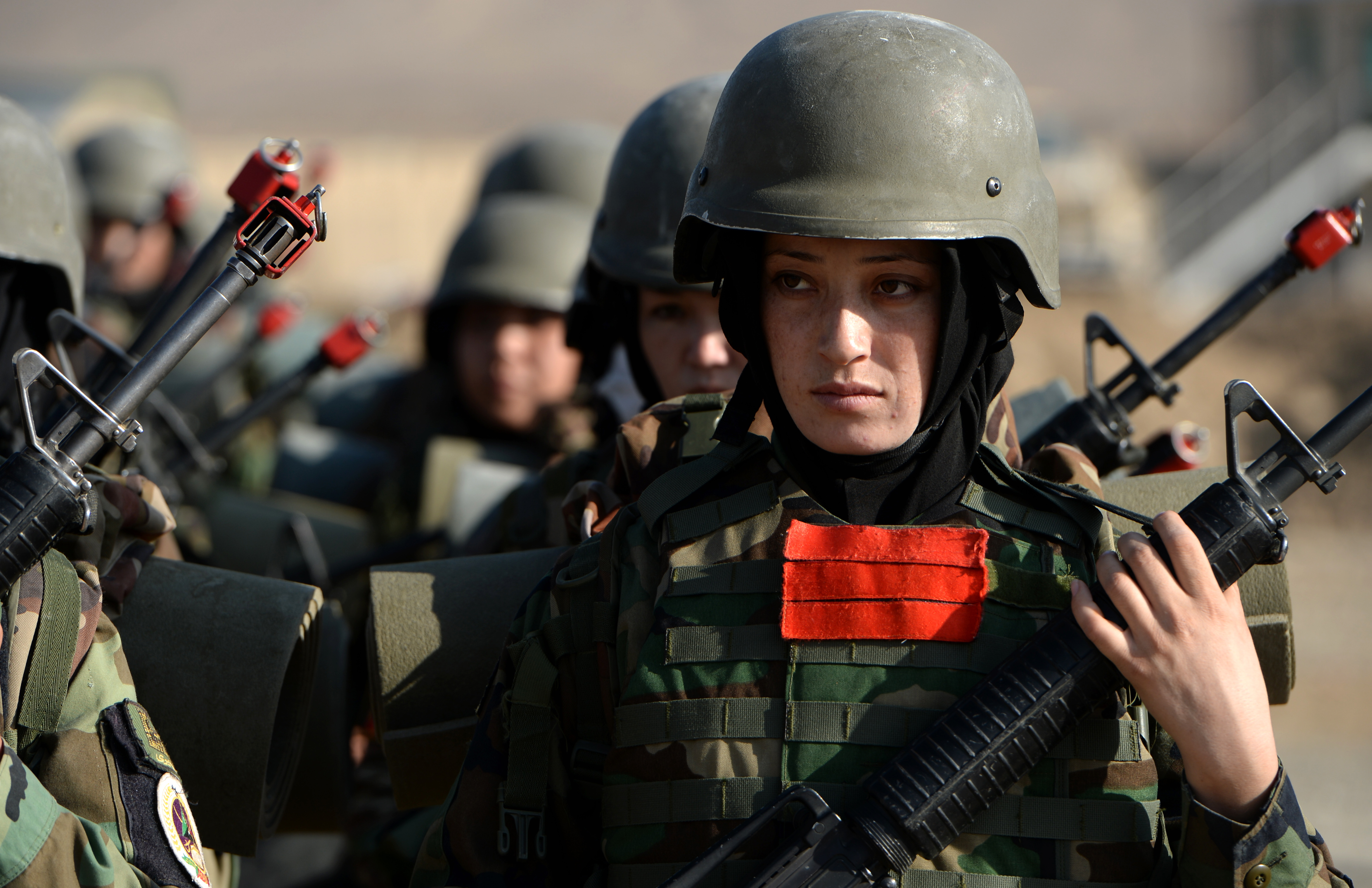 Afghan army seeks to recruit more women