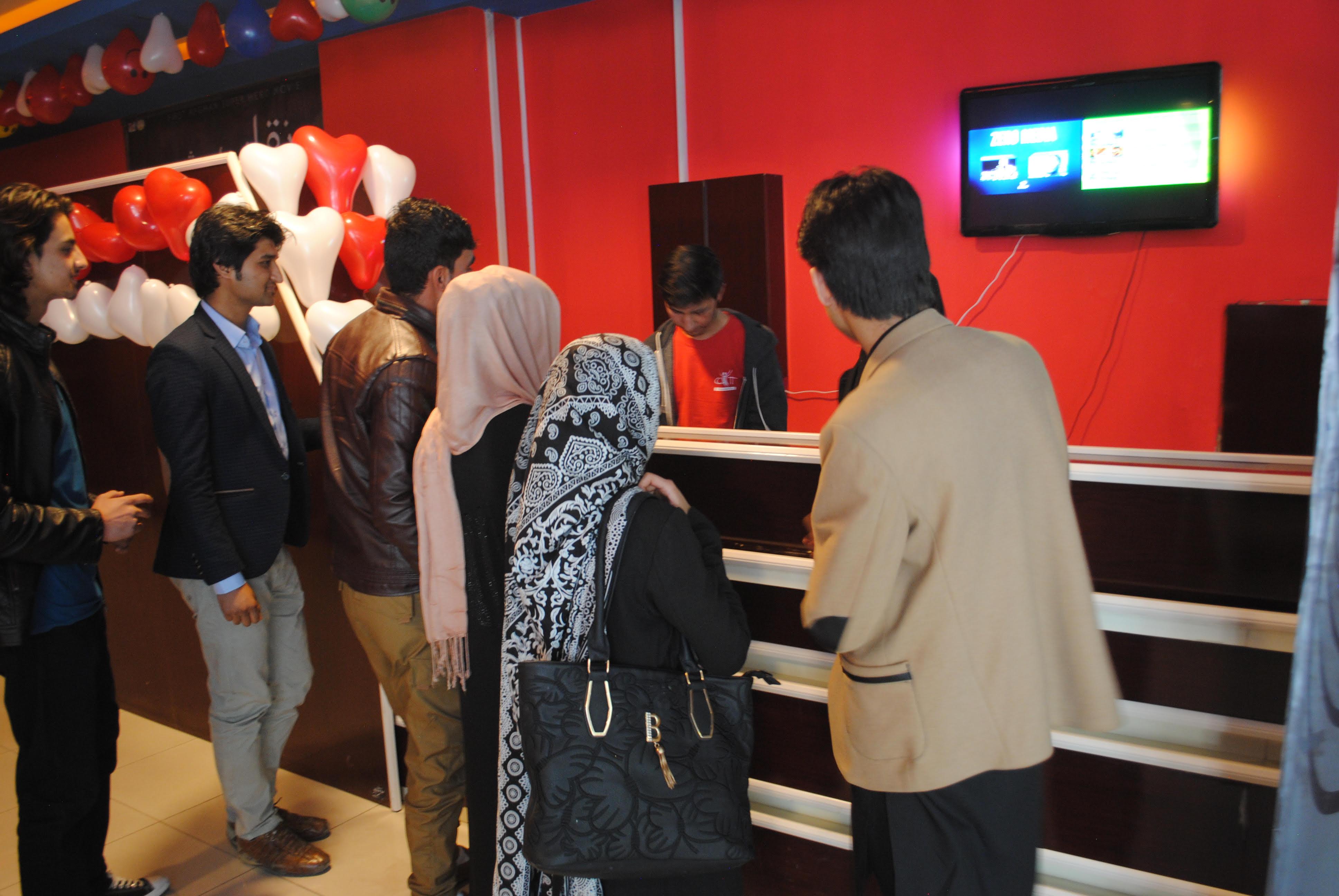 Moviegoers welcome family-friendly cinema in Kabul