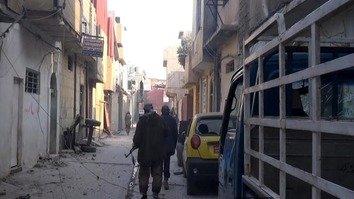 د داعش جنګیالي له 'خلیفه' نه خپل ملاتړ بېرته اخلي