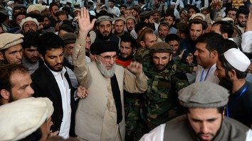 Hekmatyar returns to public life after 20 years