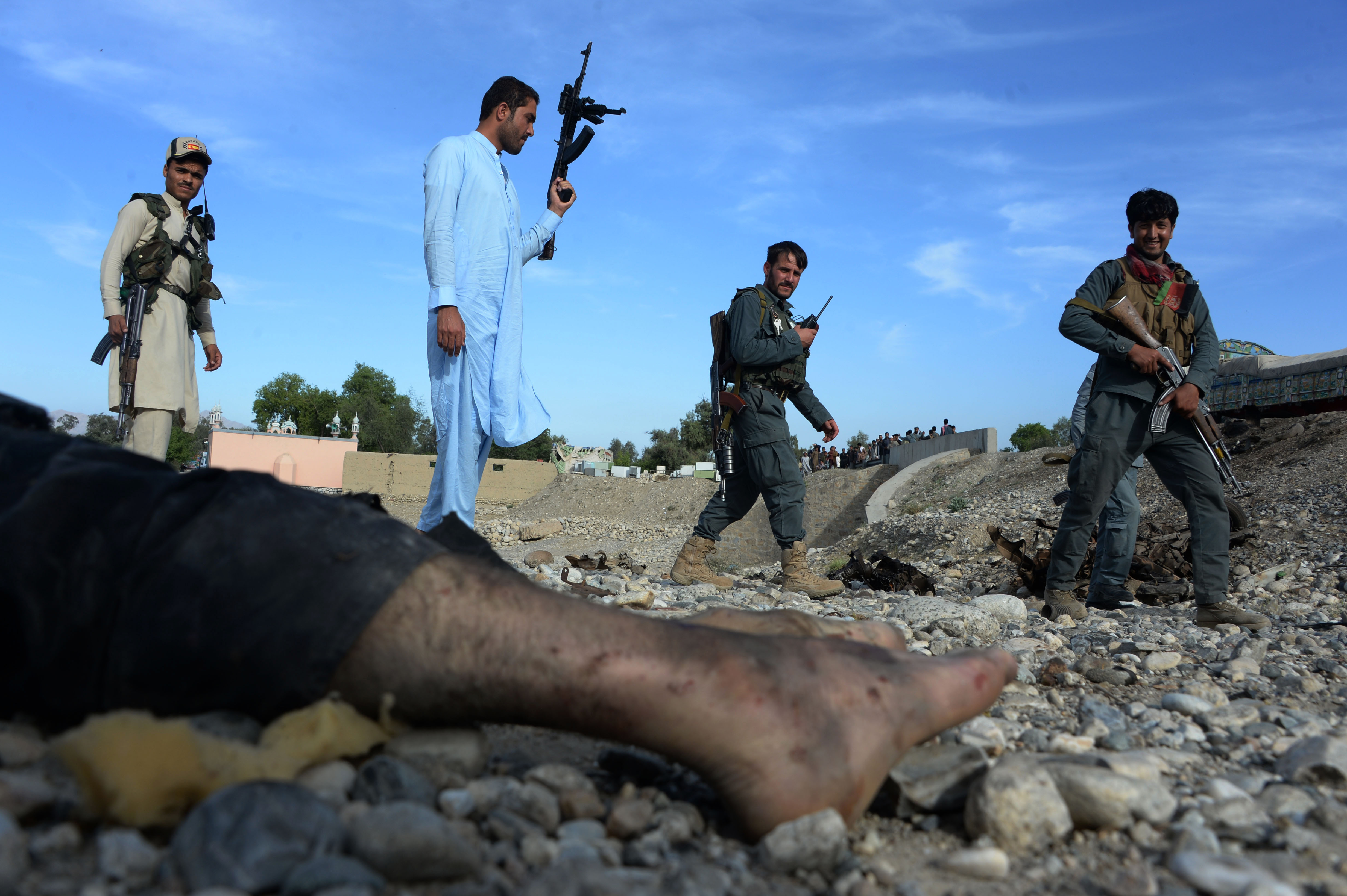 Devastating consequences face Afghans joining ISIS