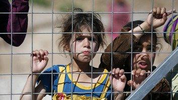 داعش په عراق کې د ماشومانو شاته پټېږي