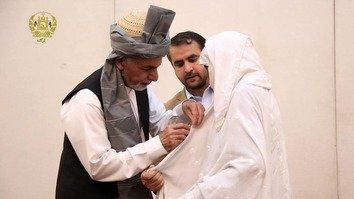 نیازبي بي په افغانانو تاکید کوي چې د داعش پر ضد راپورته شي