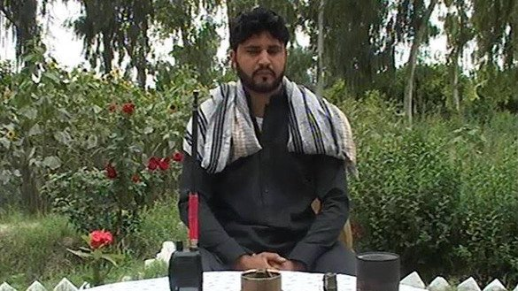Wafadar, the 'Islamic State of Iraq and Syria' (ISIS) commander who surrendered in Nangarhar, is shown in an undated photo. [Courtesy of Nangarhar provincial police]