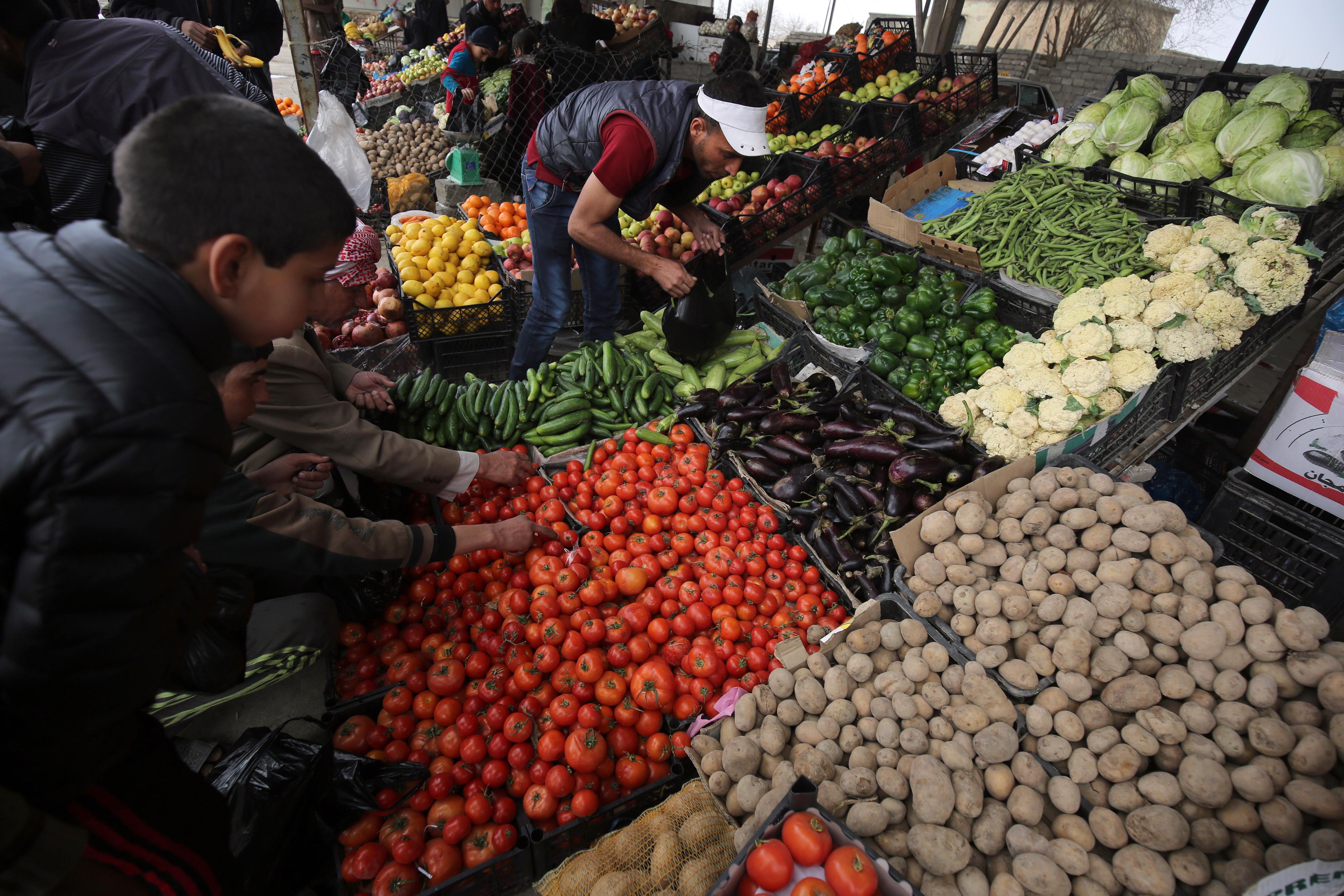 شهروندان در عراق رمضان را «با طعم غلبه» بر داعش جشن می گیرند