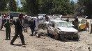طالبان با انفجار انتحاری موتر بمب گذاری شده در ولایت خوست ماه رمضان را آغاز کردند