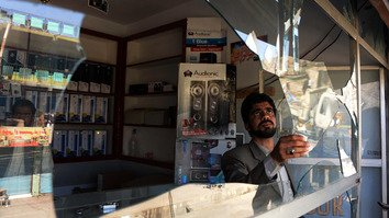 Kunar residents 'fed up' with terrorists