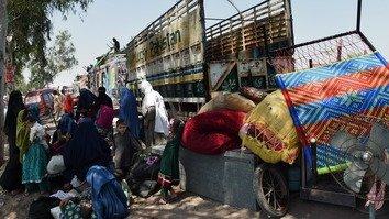 کند شدن پروسه عودت افغان ها از پاکستان
