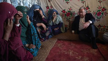 In Kabul, UN chief calls for peace, increased humanitarian aid