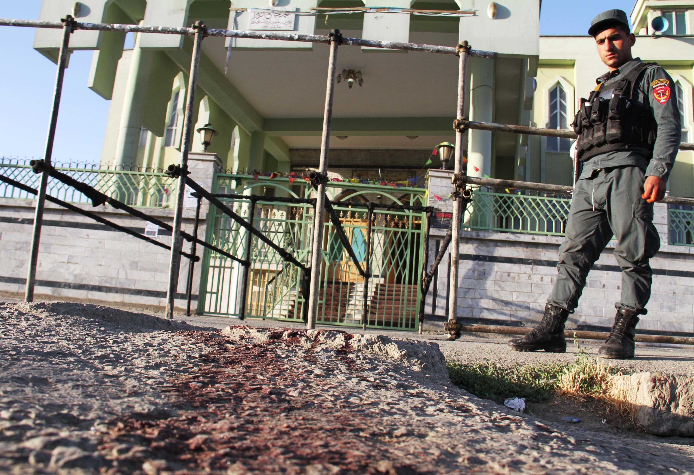 تقدیر از پولیس کابل به خاطر جلوگیری از اجرای یک حمله عظیم بالای مسجد