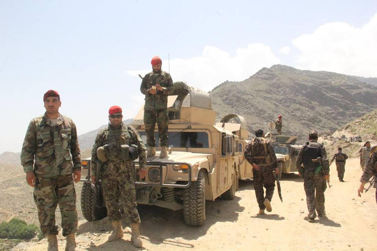 Capture of Tora Bora foils ISIS plans in Nangarhar