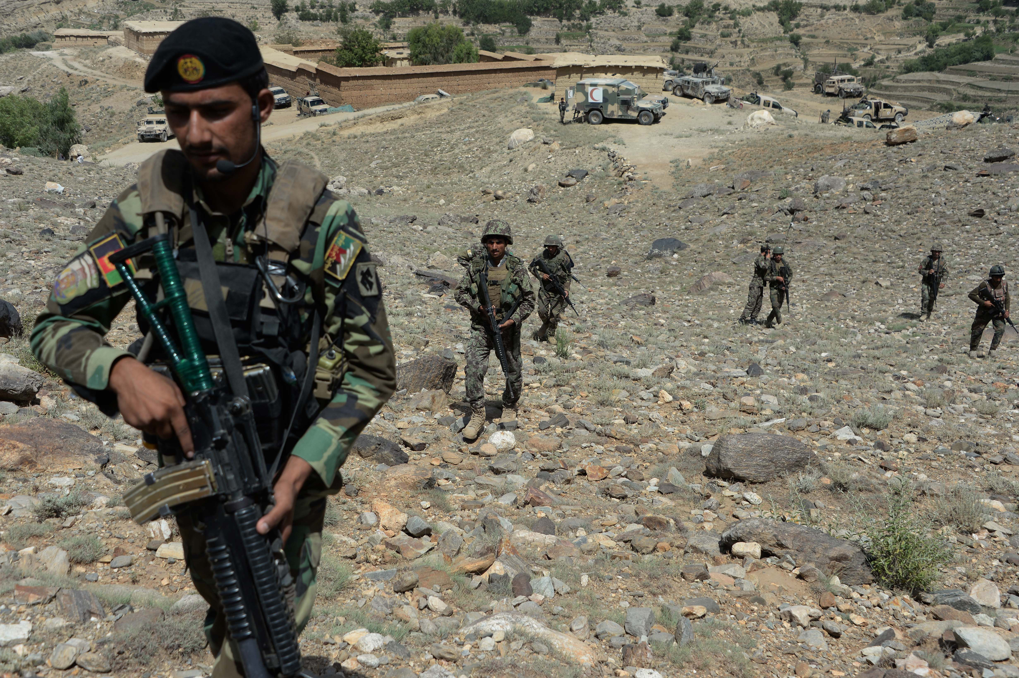 شعبه خراسان داعش طی یکسال سومین رهبر خود را از دست داد