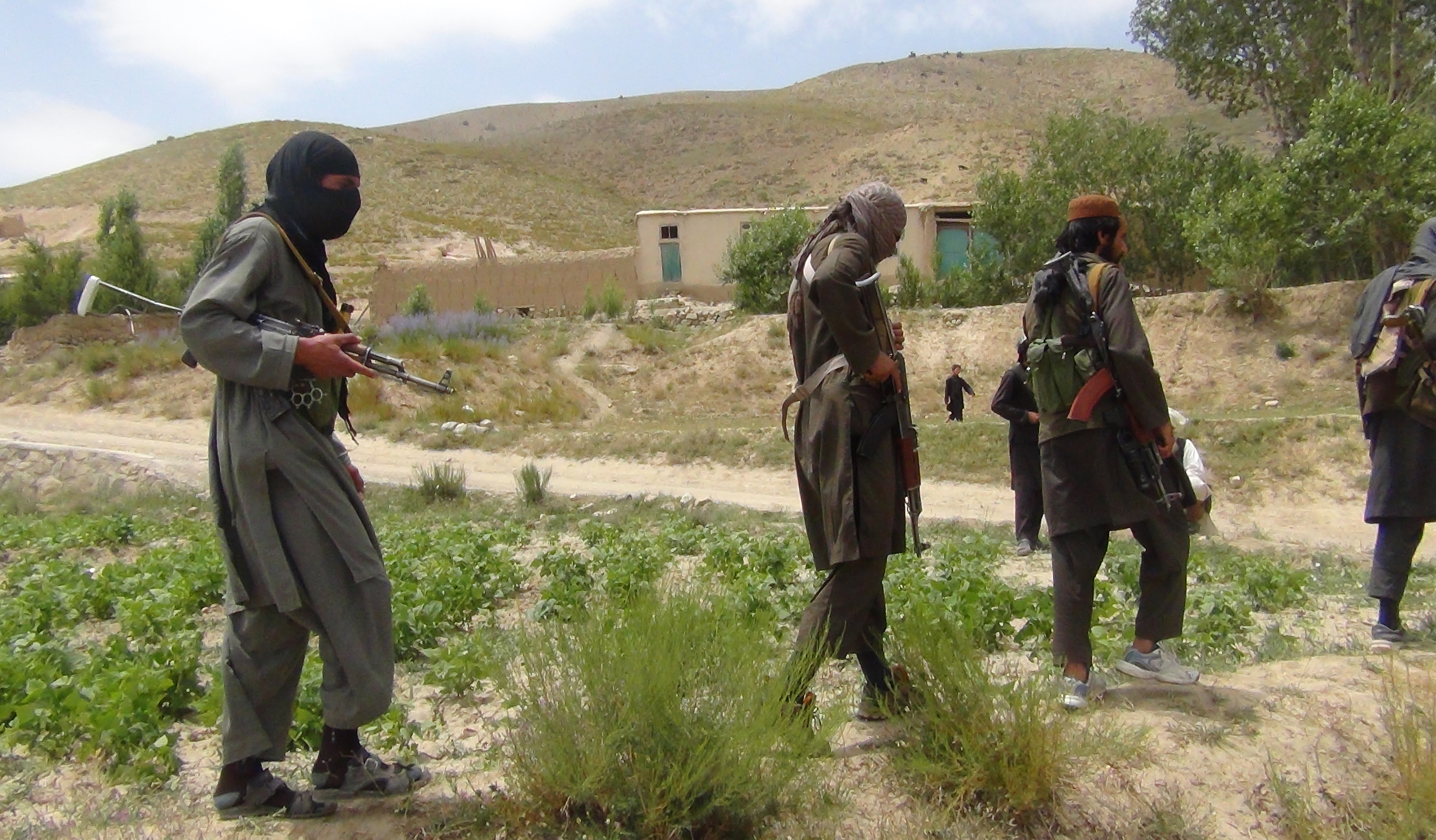 Militants hamper efforts to fight HIV/AIDS among Afghans