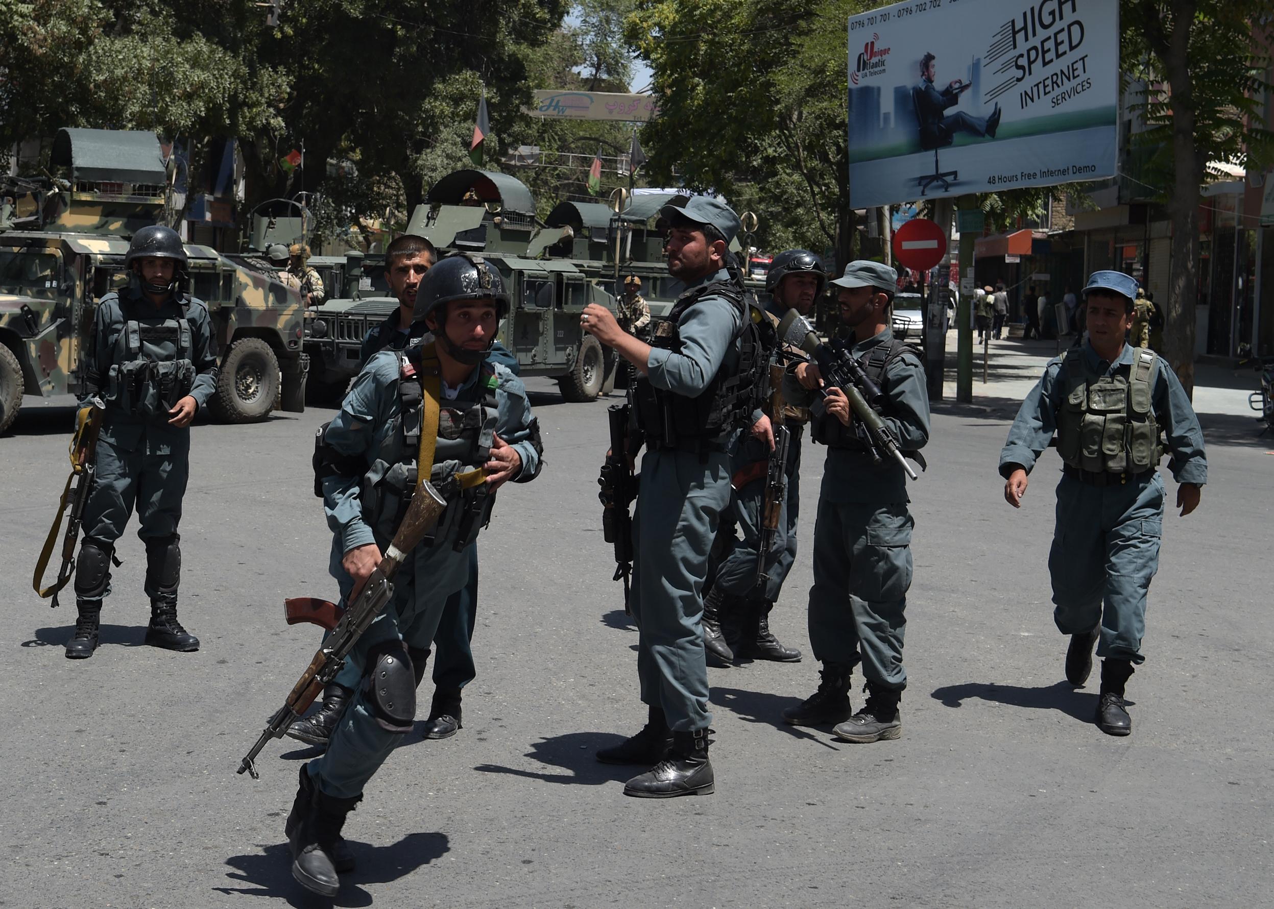 بعد از حمله داعش بر سفارت عراق در کابل همه دیپلومات ها «سلامت» استند