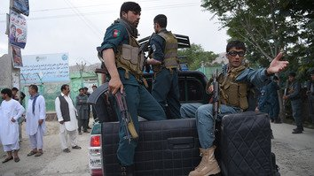 بلند رفتن اعتماد افغان ها به شماره تماس 119 پولیس