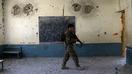 باشندگان درزاب تخریب مکاتب توسط داعش را محکوم می کنند