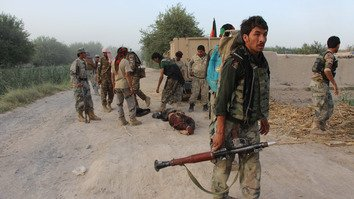 شبه نظامیان در افغانستان فریب خورده اند و باور کرده اند که هدفشان بر حق می باشد