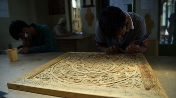 In pictures: saving Afghanistan's artisans from extinction