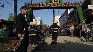 امنیتي ځواکونو د کابل له یوه جومات څخه بهر'شپانه' ځانمرګي بمي بریدګر شنډ کړل