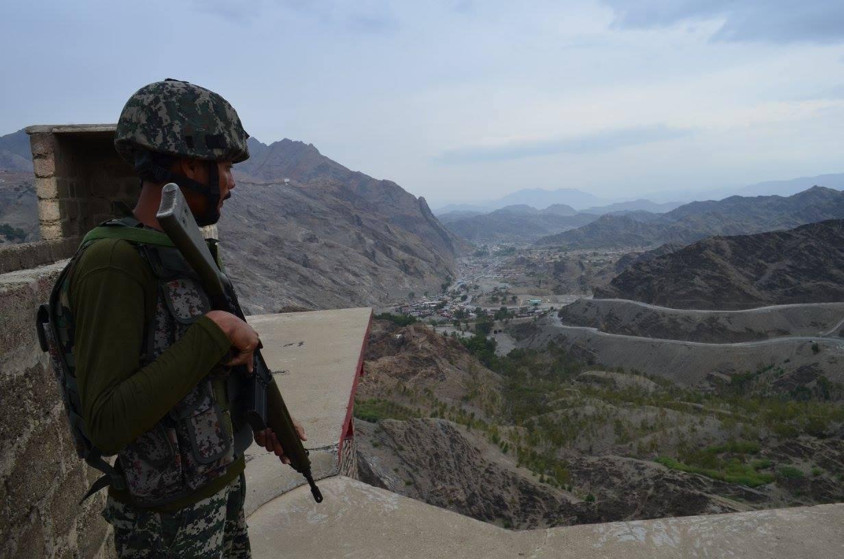 شهروندان کوشش های شبه نظامیان در جهت ایجاد هرج و مرج در سرحدات پاکستان با افغانستان را محکوم کردند