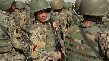 Afghanistan plans to train, arm civilians to fight Taliban, ISIS