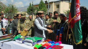 'We were deceived', defecting Taliban leader says