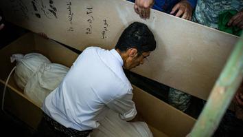 افغانستان په ایران باندې د سوریې جګړې ته د ماشومانو په لېږلو سخت انتقاد وکړ