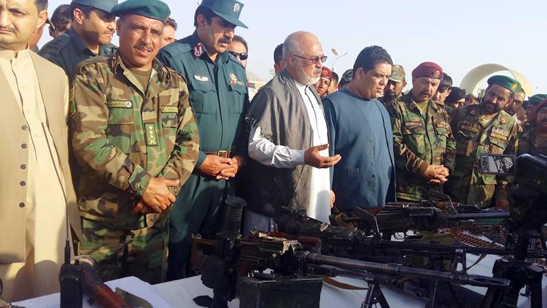 با ازدیاد خشونت ها در افغانستان روسیه حمایت اش را از طالبان افزایش داده است