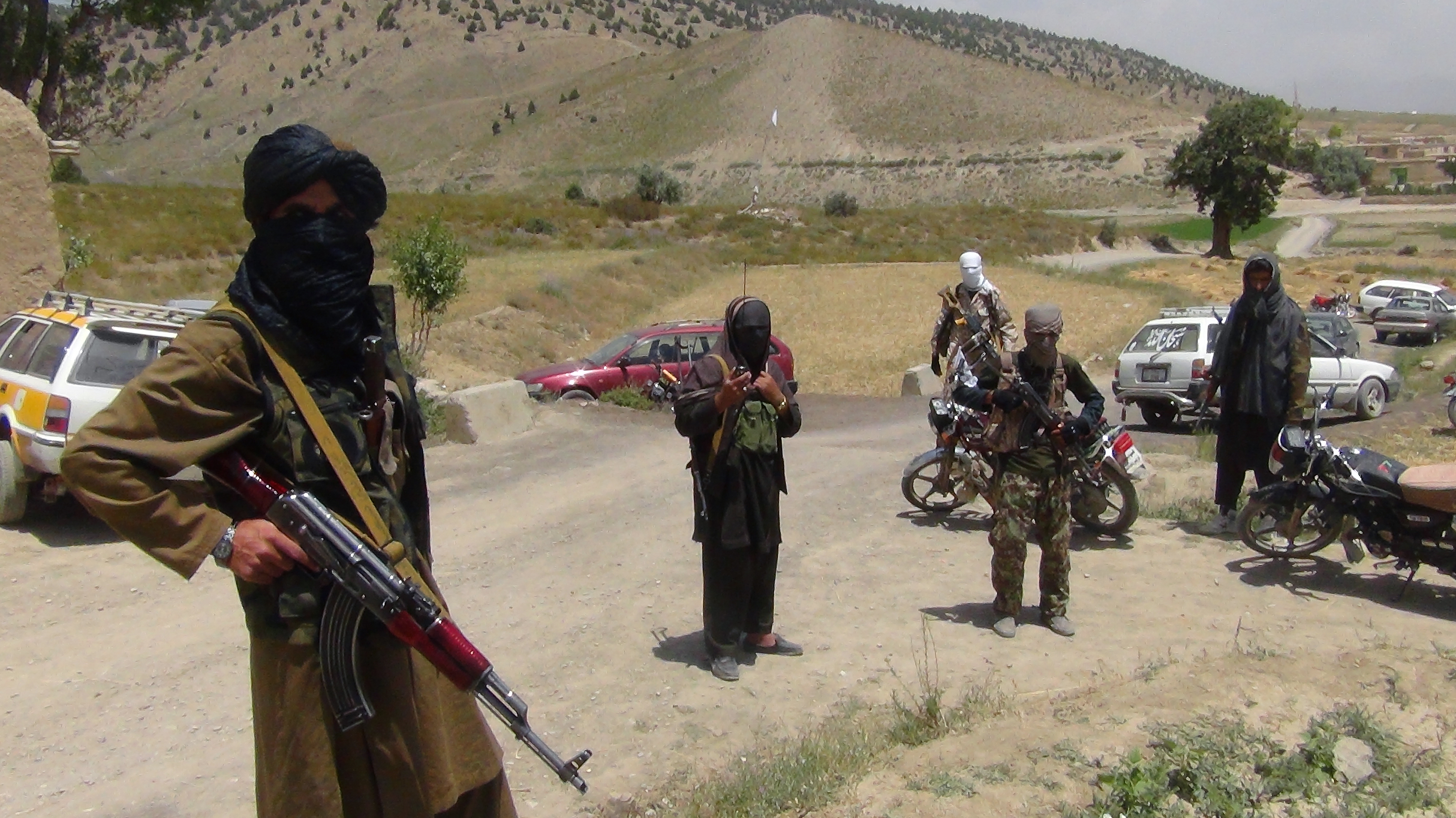 Extortion, murder, arson are just few ways Taliban terrorise Afghans