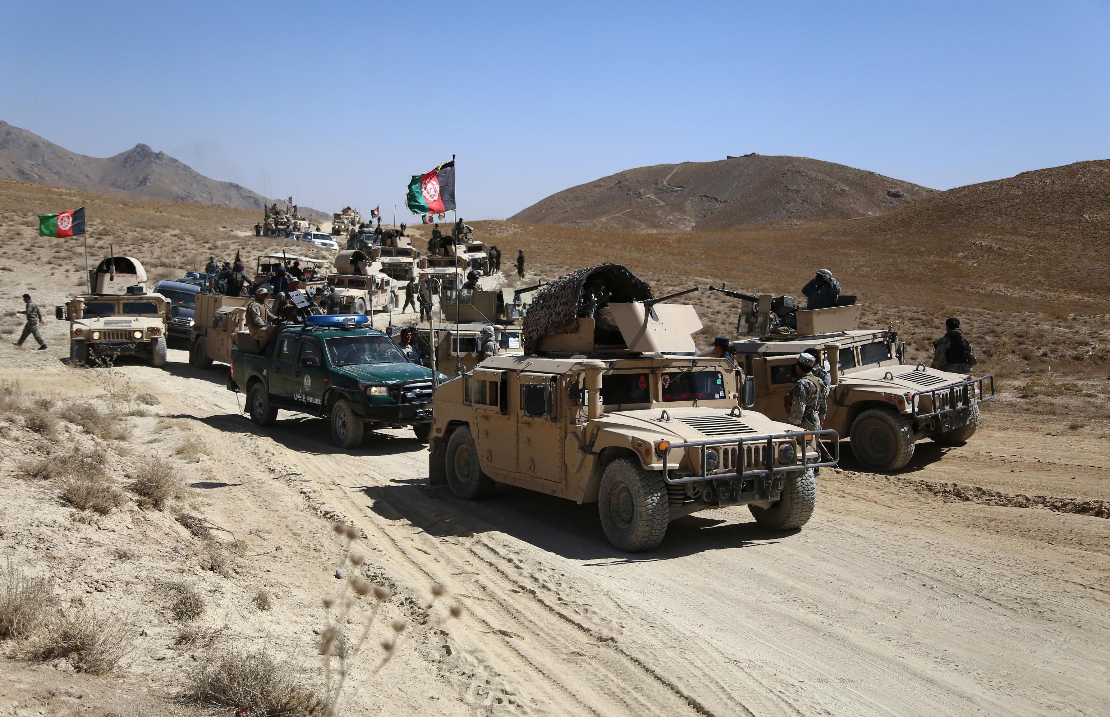 افغان ها و جنگجویان سابق یکبار دیگر صدای صلح بلند کردند