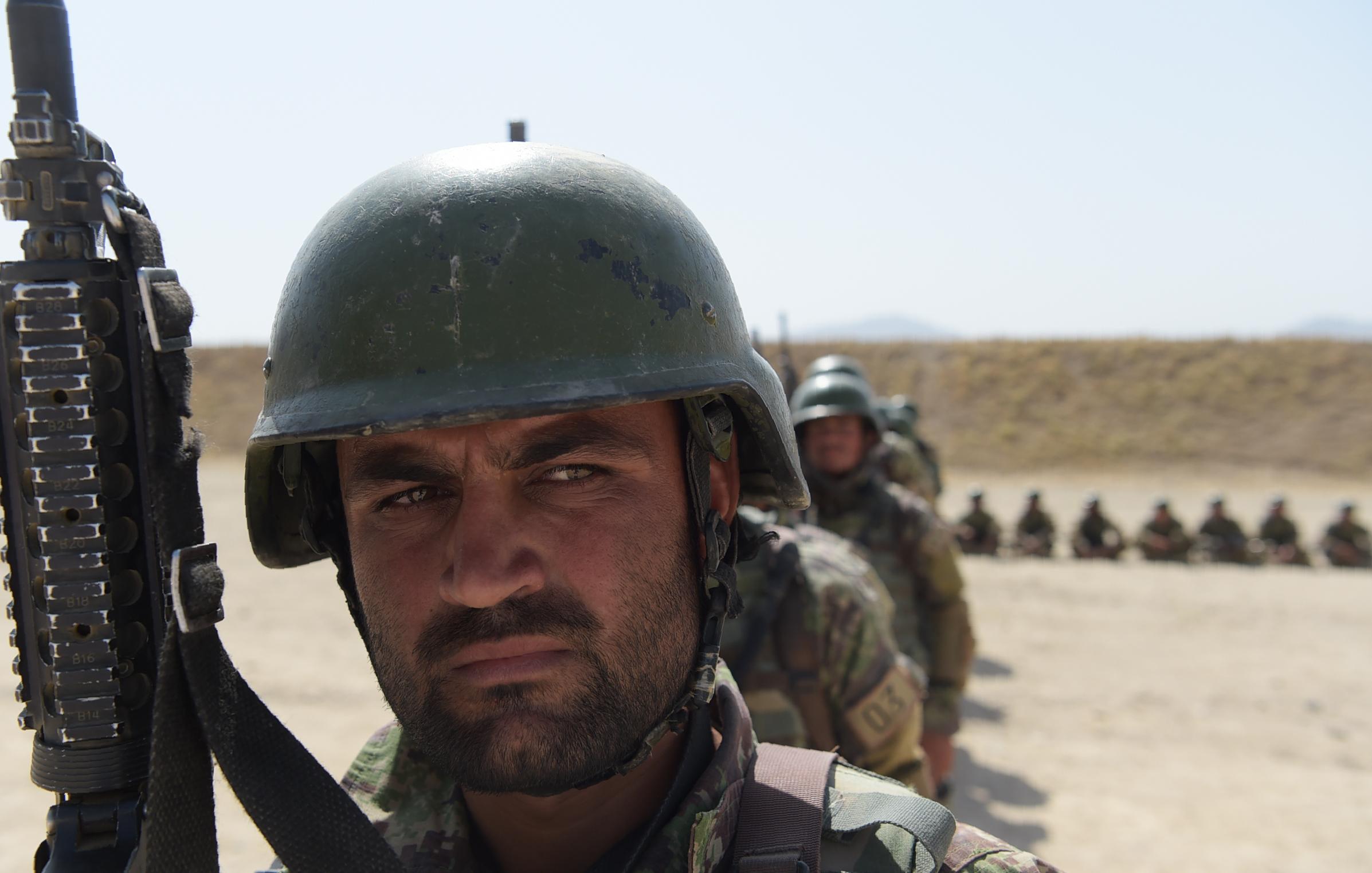 افغان ځواکونه په شمال کې د داعش پر ضد لوی عملیات پیلوي