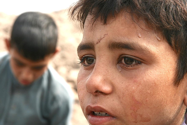 ایران اطفال افغان را لت و کوب نموده، وادار به کار شاقه می کند و سپس آنها را جبراْ به افغانستان می فرستند