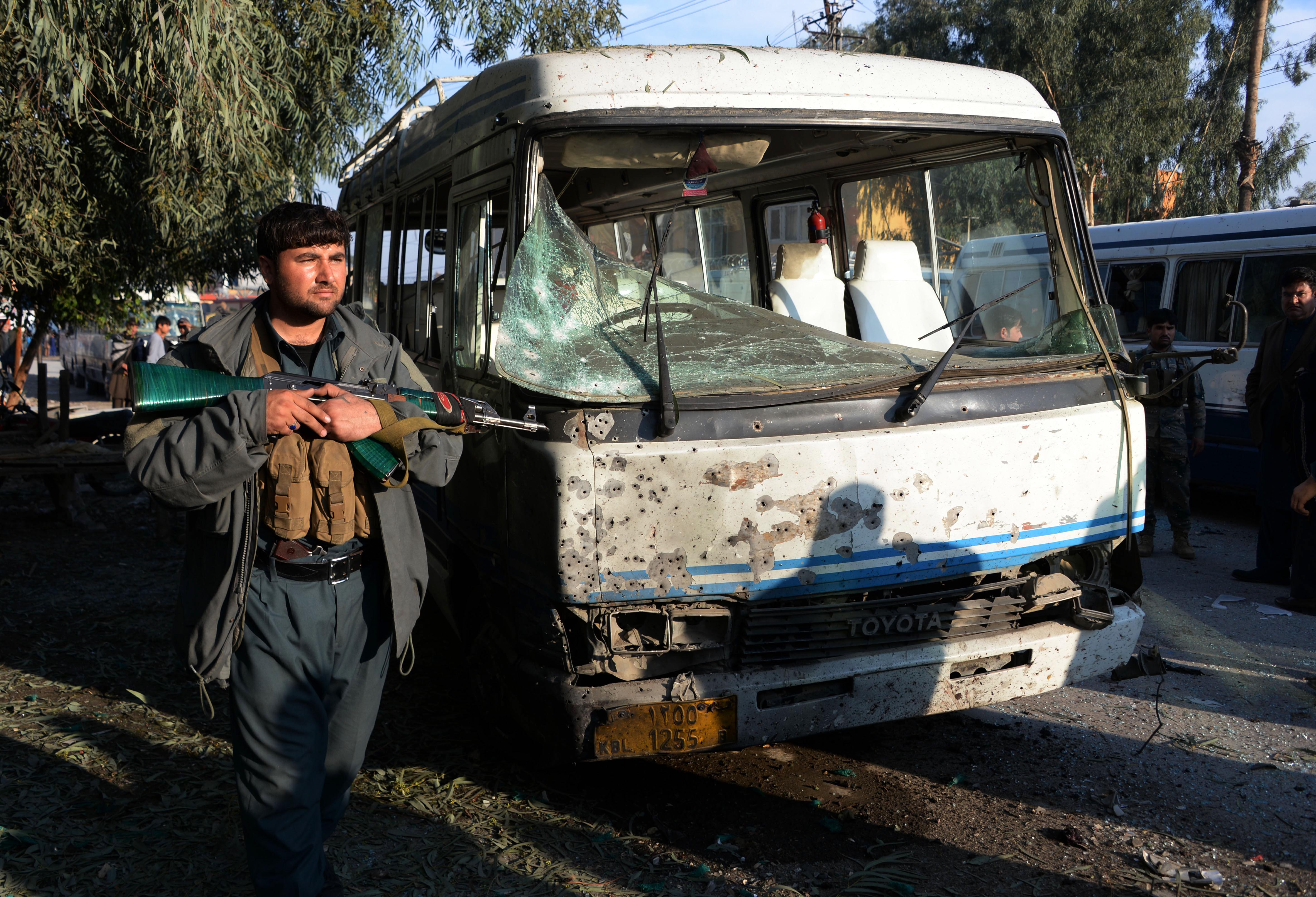 طالبان و داعش مسئوول بلند رفتن سطح تلفات ملکی در سال ۲۰۱۷ در افغانستان استند