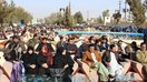 About 4,000 residents of Helmand Province December 28 gathered in Lashkar Gah to express their desire for sustainable peace. [Sifatullah Zahidi]